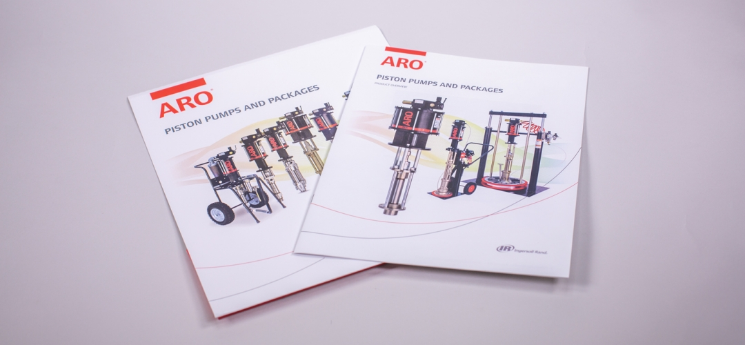 ARO Catalog & Sell Sheet Kit / Folder