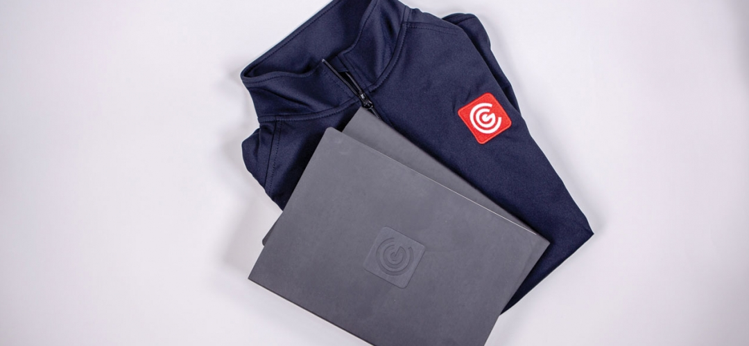 Notebook and Pullover Zip