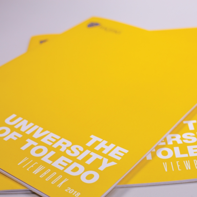University of Toledo 2018 View Book