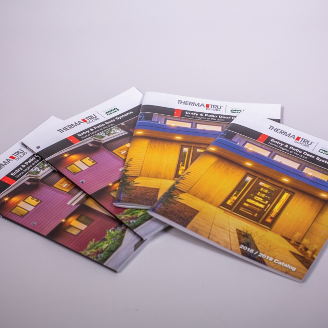 ThermaTru Doors Catalogs