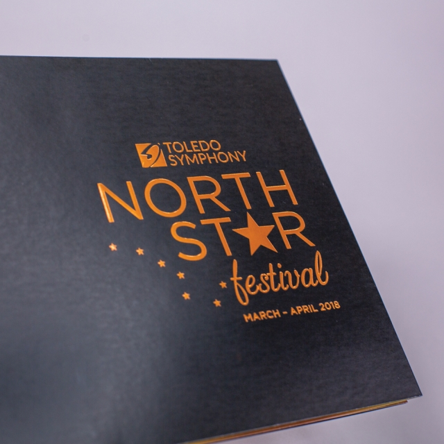 Toledo Symphony North Star Festival Mailer