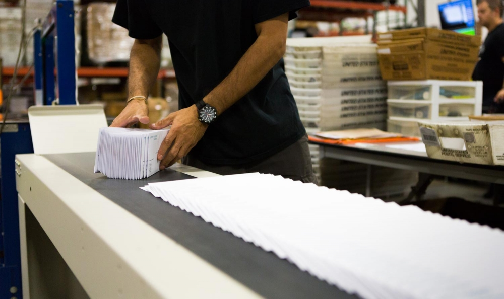 Printing and Fulfillment on Tight Deadlines
